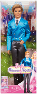Prince Liam doll boxed
