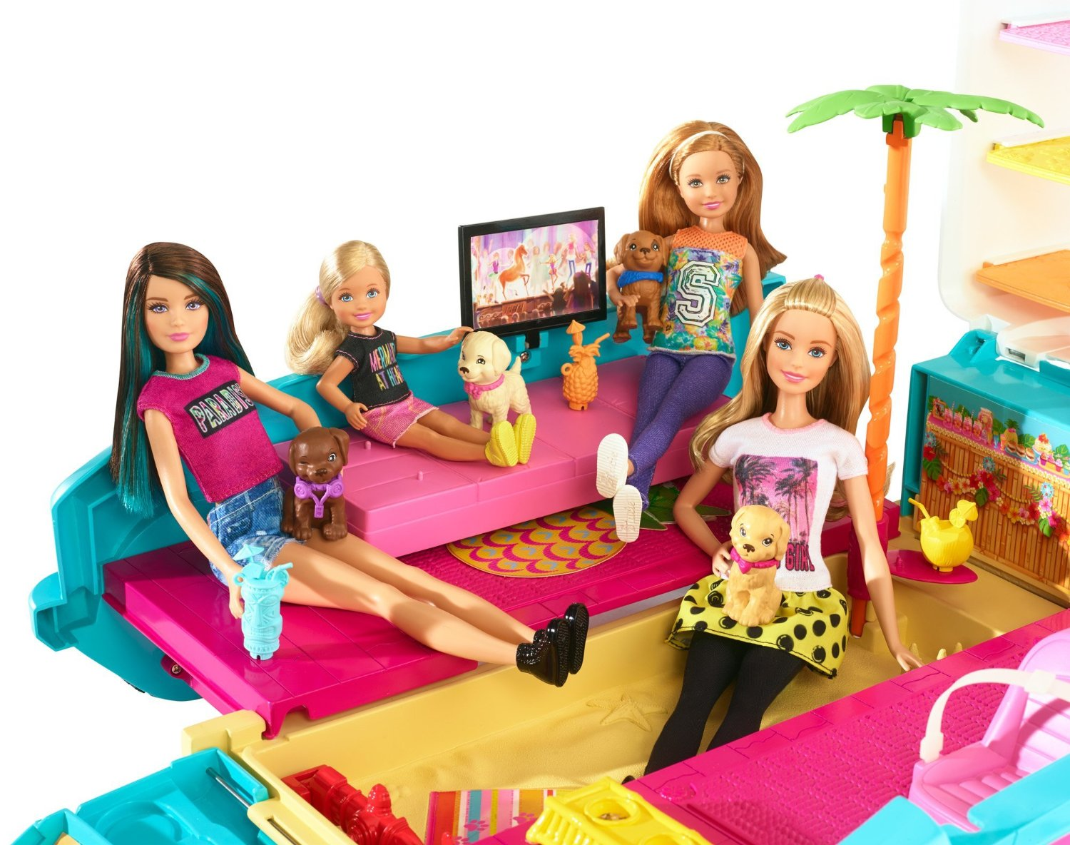 barbie chase