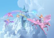 Barbie and the Magic of Pegasus Official Stills 12