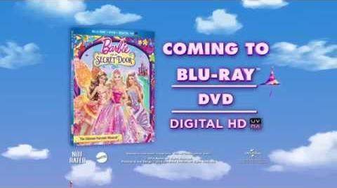 Barbie™ and The Secret Door - Official Trailer (HD)
