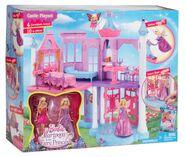 Barbie Mariposa & the Fairy Princess Mini Castle Boxed