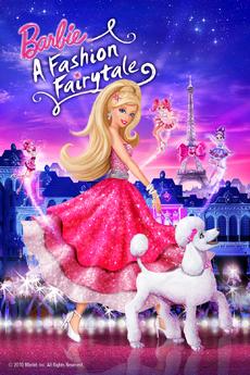 Barbie A Fashion Fairytale Digital Copy
