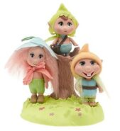 Barbie Fairytopia Trolls Dolls