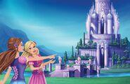 Book Illustration of Diamond Castle 11