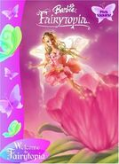 Barbie Fairytopia Welcome to Fairytopia Book