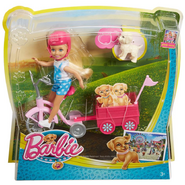 Great Puppy Adventure Chelsea Doll with Puppy and Trike 2