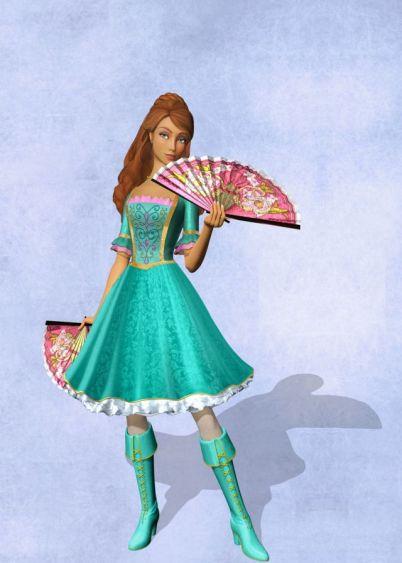 image aramina with a fanjpg barbie movies wiki