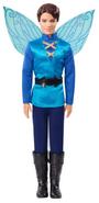Barbie Mariposa & the Fairy Princess Carlos Doll
