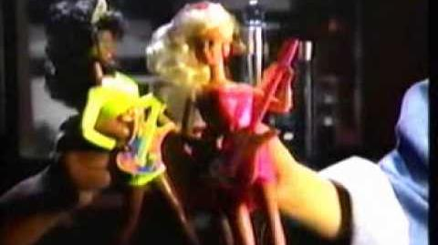 Barbie and the Beat Commercial (1990)