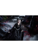 Queen of the Dark Forest Barbie Doll 4