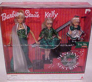 Singing Sisters Barbie Stacie Kelly