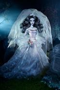 Haunted Beauty Zombie Bride Barbie Doll 3