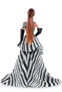Chiffon Ball Gown Barbie Doll 5