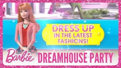 Barbie Dreamhouse Party Trailer