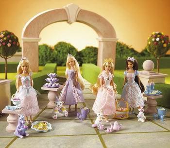 Barbie Mini Kingdom