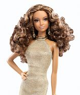 The Barbie Look Red Carpet Barbie Doll (BCP87) 2