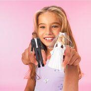Barbie Wedding Cake Playset 5