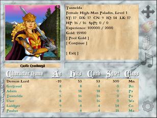 Screenshot ipad 1
