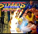 Street of Rage Remake