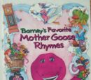 Barney's Favorite Mother Goose Rhymes Vol. 2