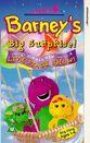 Barney's Big Surprise UK VHS