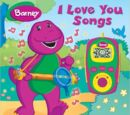 I Love You Songs