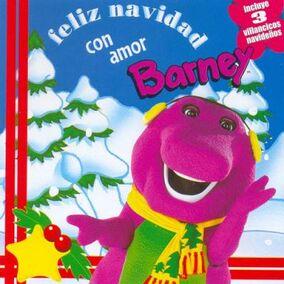 3. Feliz Navidad con amor Barney (1998)