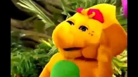 Barney Let's Go Series Trailer
