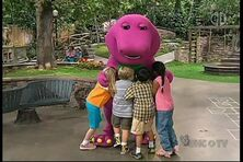 Barney S10-11 Opening