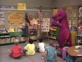 Barneygoestoschool