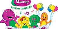 Video Barney Live In Concert Birthday Bash Fox News - Barney live in concert birthday