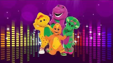 Barney's Greatest Hits Malaysia