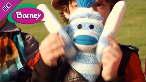 Rock Like A Monkey Song- Barney & Friends