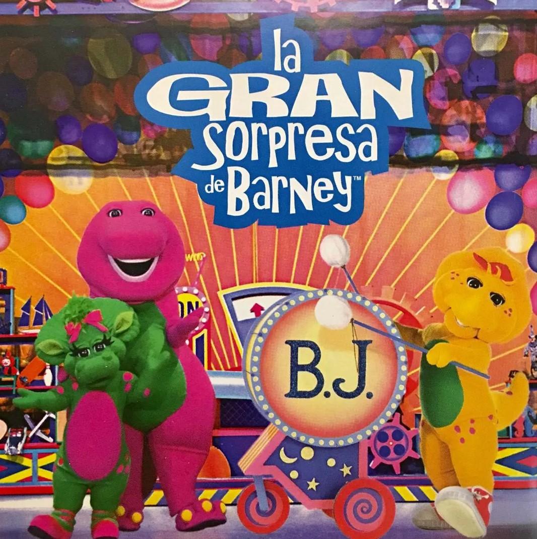 La Gran Sorpresa De Barney