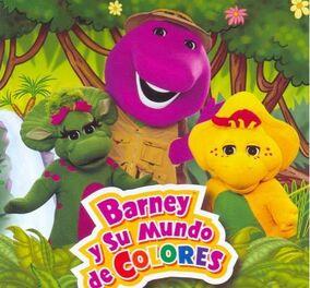 13. Barney y su Mundo de Colores (2006)