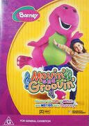 Movin' And Groovin' Australian DVD