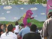 Barney'sPurpleParkTour
