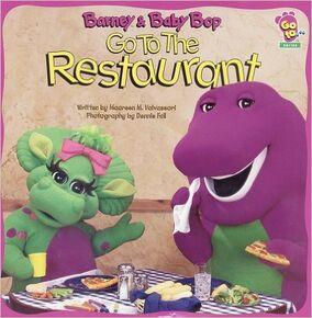 Barney & Baby Bop Go To The Restaurant