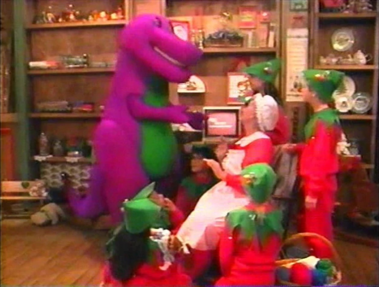 Waiting For Santa Barney Wiki FANDOM Powered By Wikia - Concert barney wiki