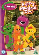 Riff's Musical Zoo 2007 DVD