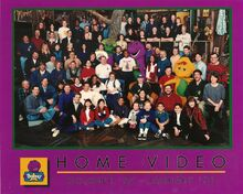 Barney Home Video Behind the Scenes