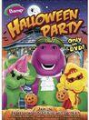 Barney's Halloween Party