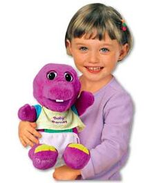 Unbranded-sing-n-wiggle-baby-barney