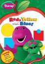 Barney's Red, Yellow and Blue!