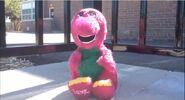BarneyDollHonk! Honk! A Goose On The Loose!