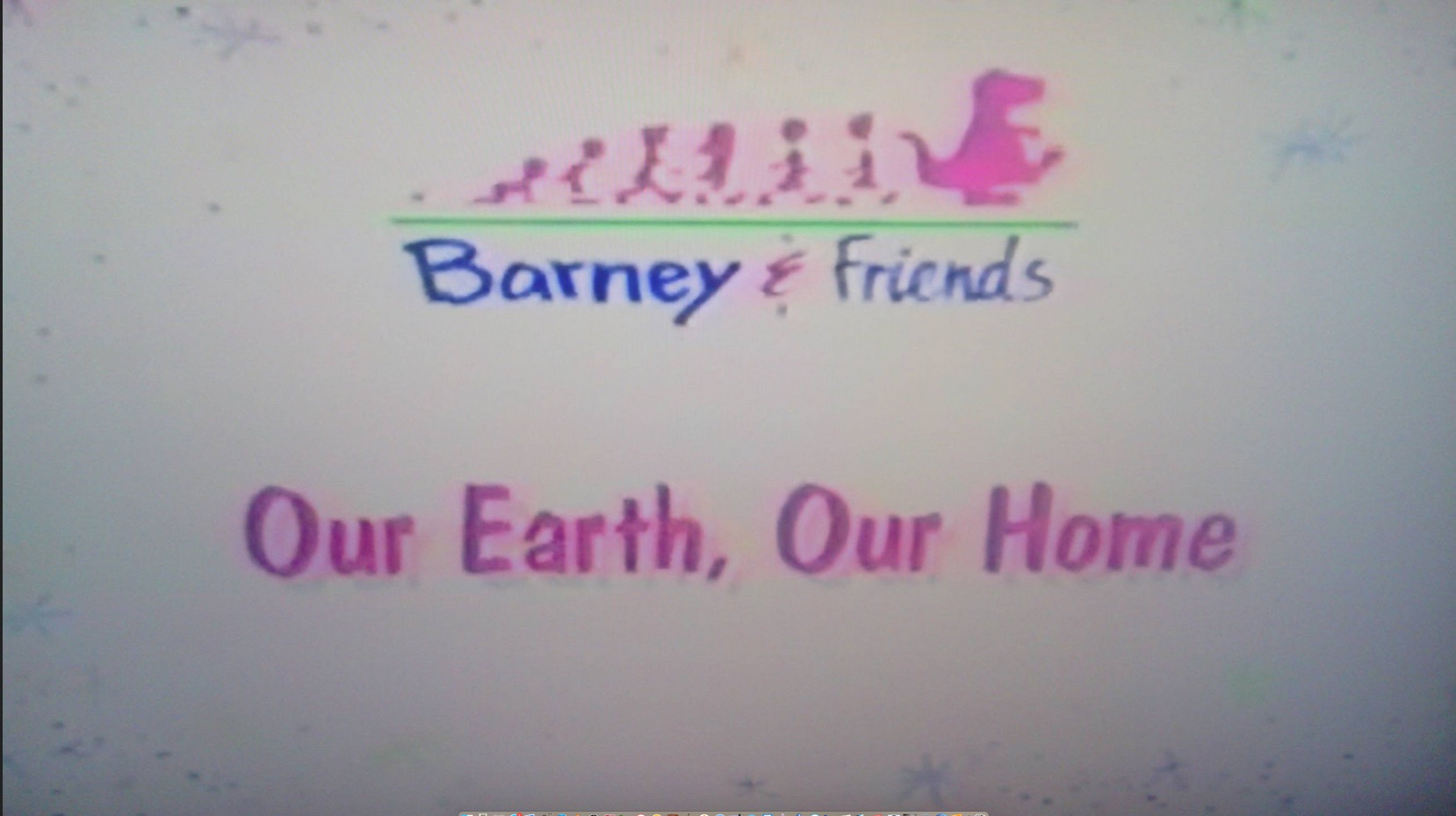 our earth our home barney u0026friends wiki fandom powered by wikia