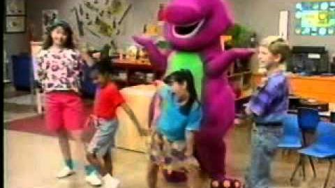 Video Barney Friends Practice Makes Music Part - Barney concert part 1