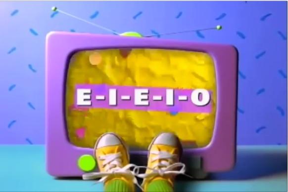 E-I-E-I-O