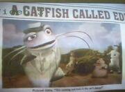 Back at the Barnyard A Catfish Called Eddie