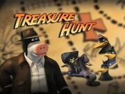 Back at the Barnyard Treasure Hunt
